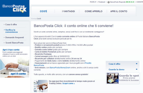 trading online poste